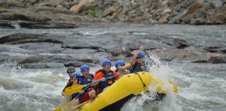 רפטינג נהר הירדן - אטרקציות בגליל העליון